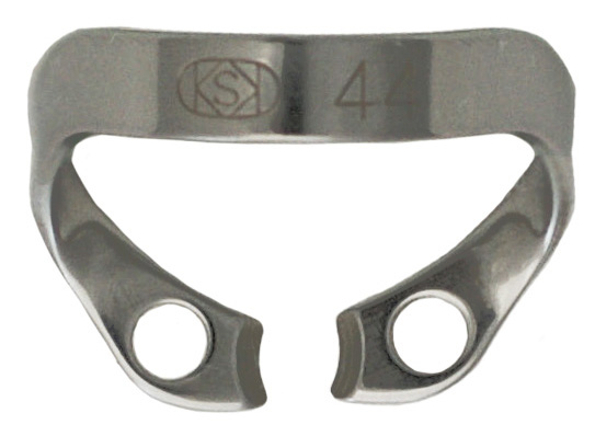 Dental clamp #44