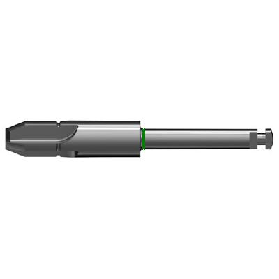 ICX STOP drill - Ø 4,1mm - green